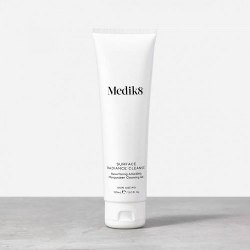 Medik8 surface-radiance-cleanse white 150ml tube