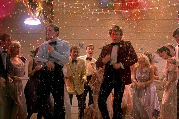 Footloose Kevin Bacon prom dance