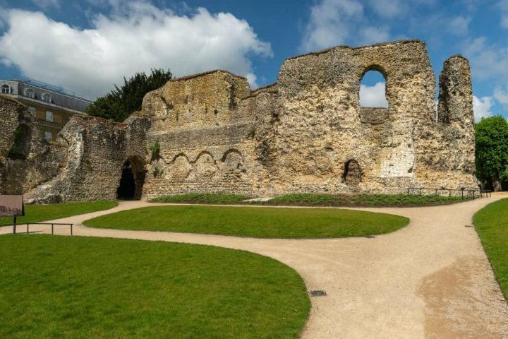 Reading's Abbey Ruins