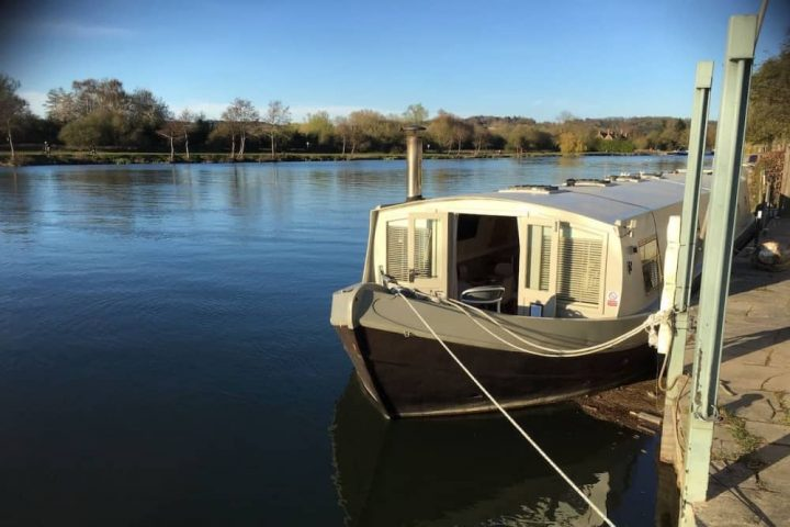 The Houseboat Cookham