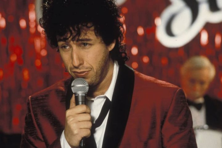 The Wedding Singer Adam Sandler
