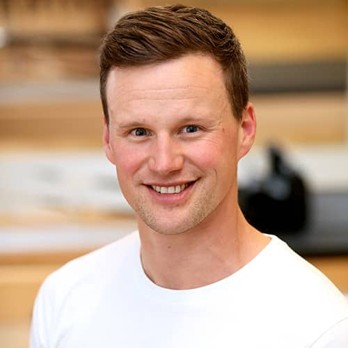 Sam Ferguson Nutritionist and PT at Gecko Fitness