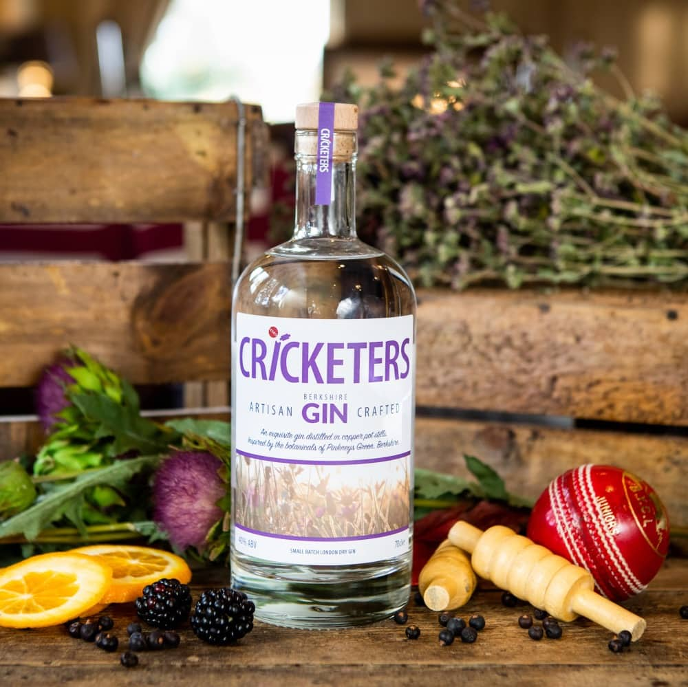 Cricketers Gin