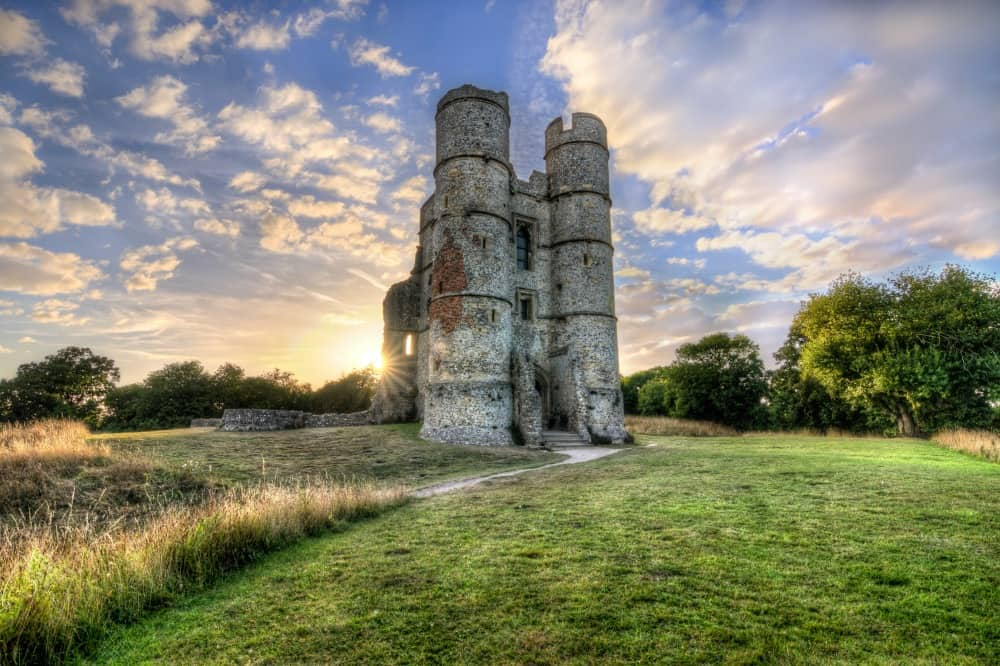Donnington Castle Newbury