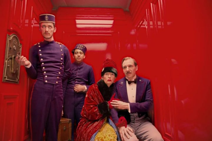 The Grand Budapest hotel Fox Searchlight Pictures