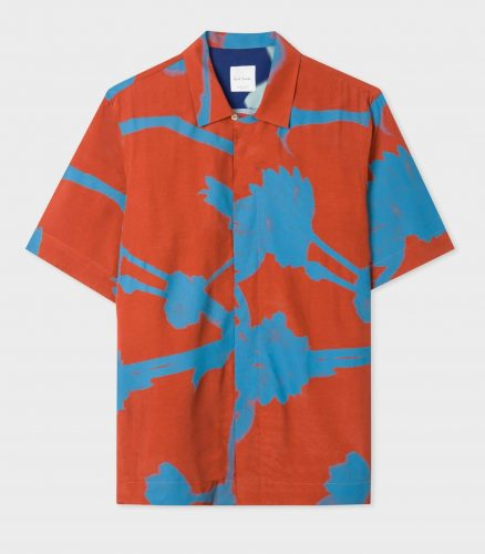 Paul Smith Hawaiin shirt