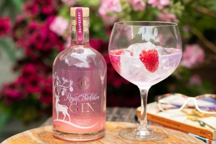 Fabulous Drinks Co Royal Berkshire Pink Gin
