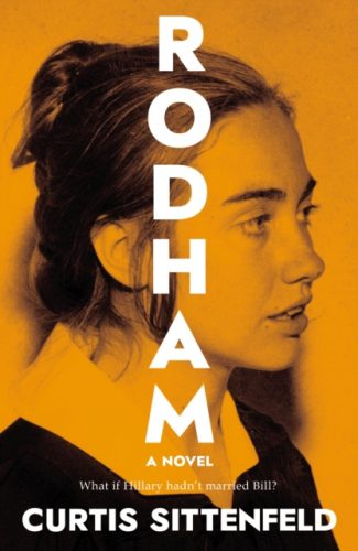 Rodham by Curtis Sittenfield book cover