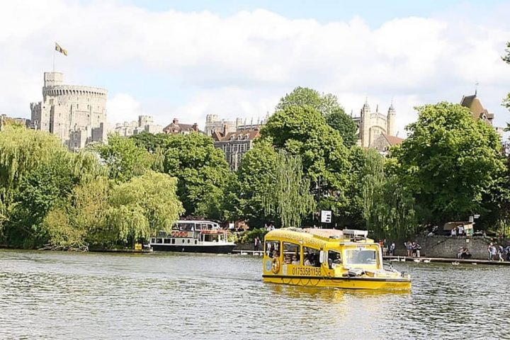 Windsor Duck Tour