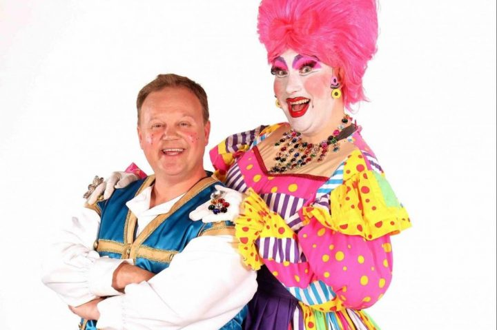 Mr Tumble Justin Fletcher and Paul Morse