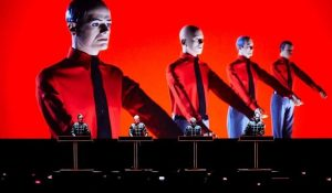 Kraftwerk exhibition Design Museum