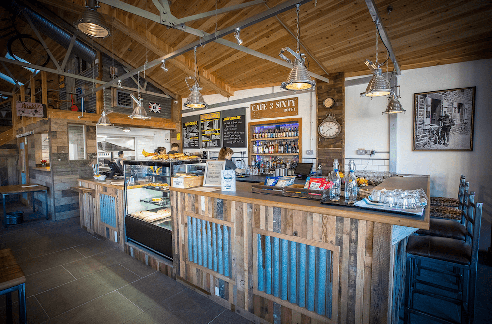 cafe-360 Bovey Tracey