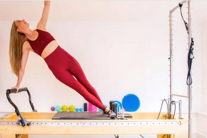 Cat Fitchett Balance Pro reformer pilates Berkshire