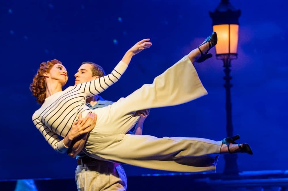 Red Shoes Matthew Bourne