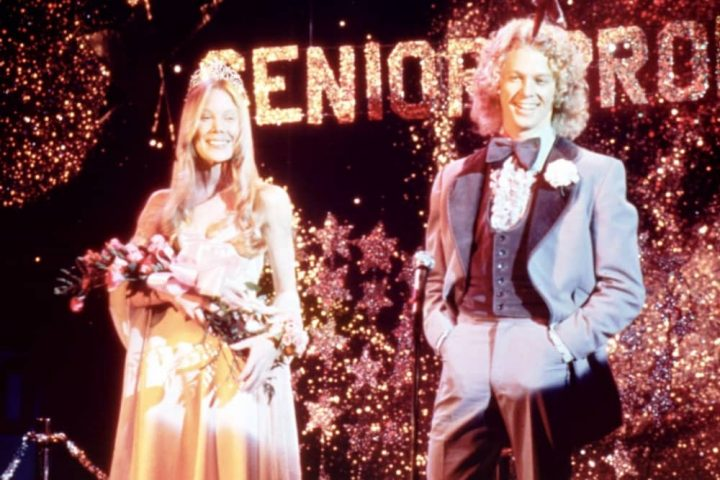 Carrie 1976 prom night