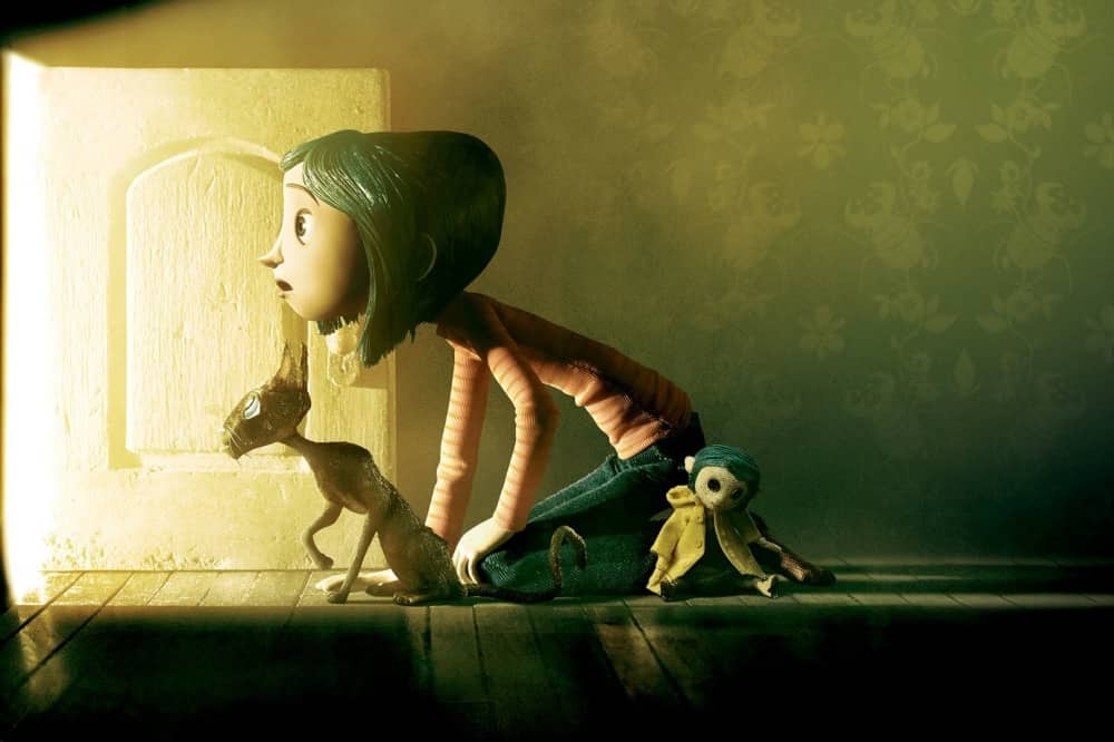 Coraline 2009 animated film
