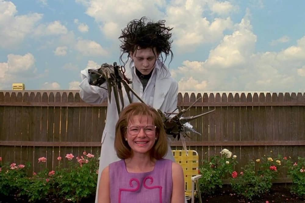Edward_Scissorhands hair cut