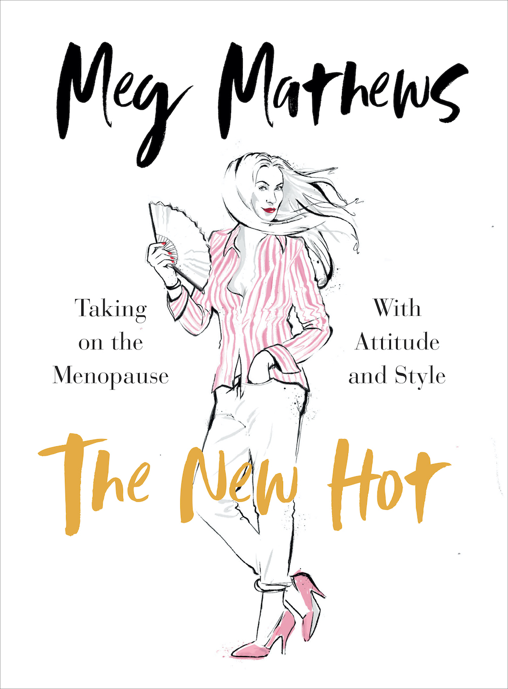 The-New-Hot-cover BY MEG MATHEWs