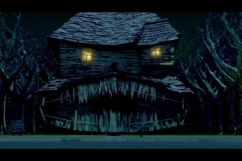 monster-house animated halloween film