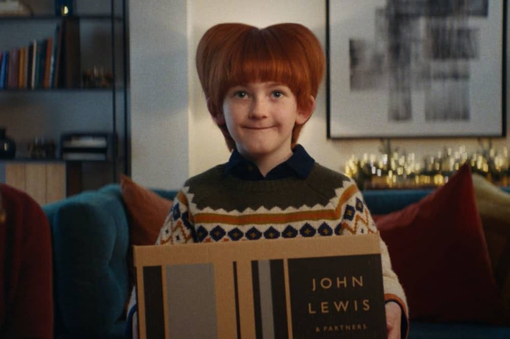 John Lewis Waitrose Christmas ad 2020 Give A Little Love