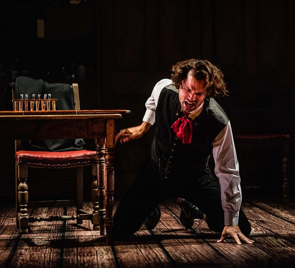 Blackeyed Theatre Dr Jeckyll and Mr Hyde
