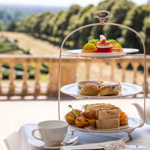 Cliveden Takeaway Afternoon Tea