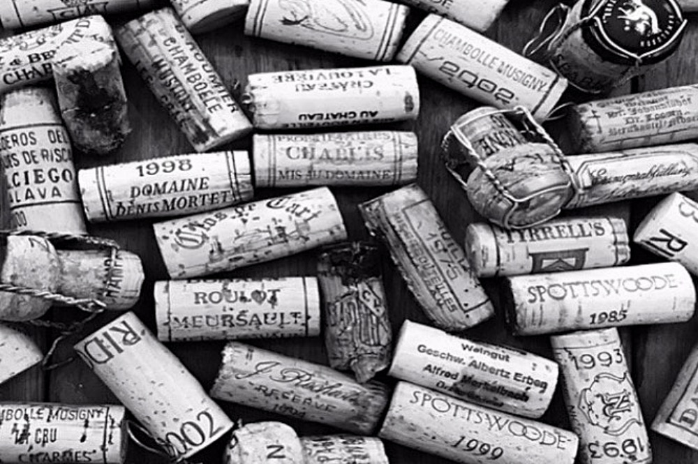 Grape and Nectar corks