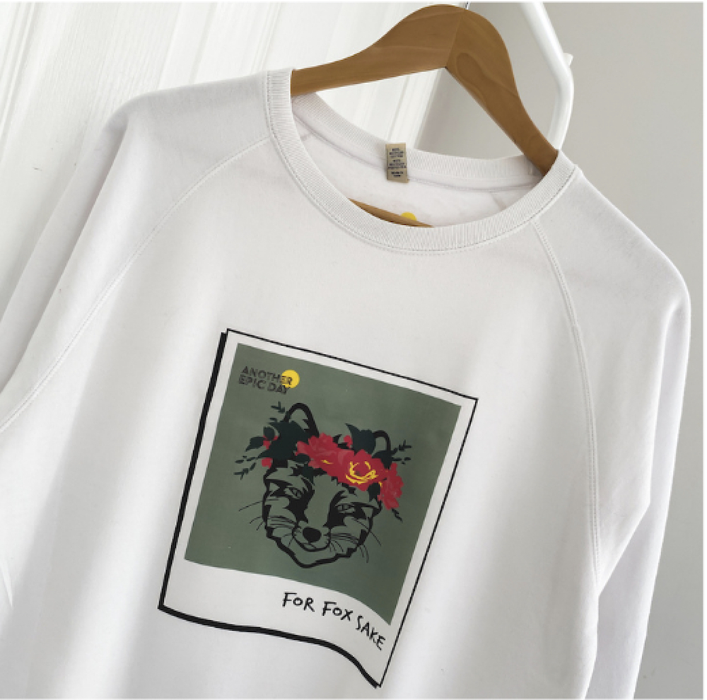 another epic day sweatshirt