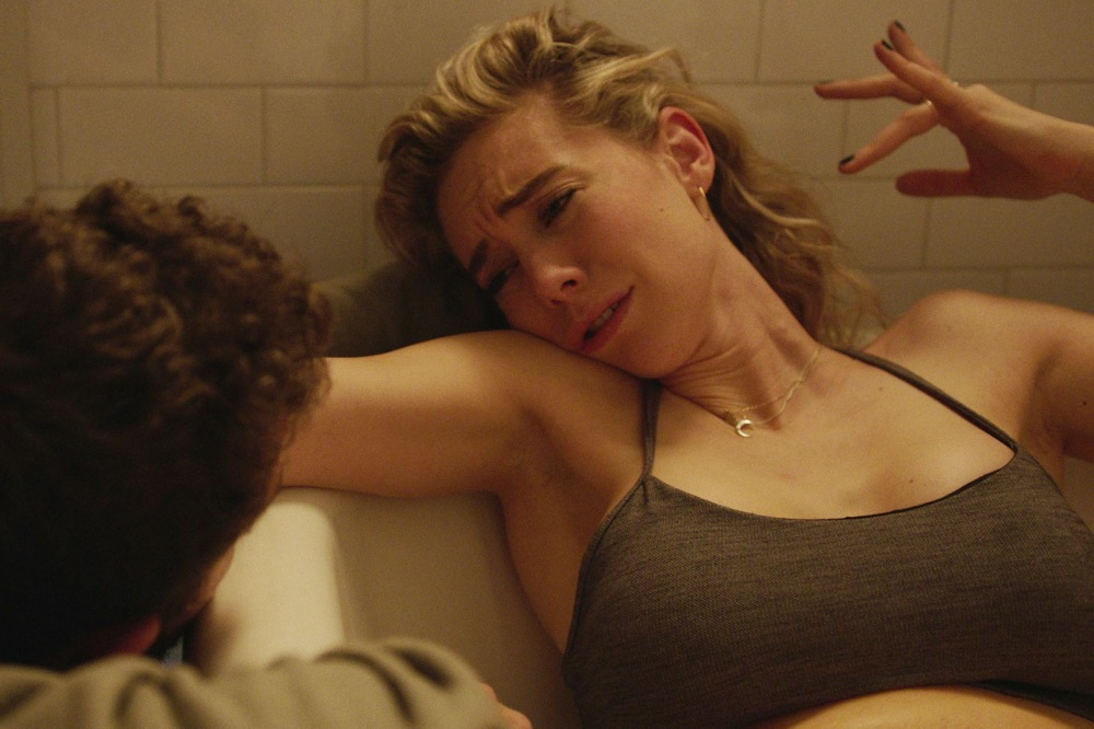 PIECES OF A WOMAN (L to R) Shia LeBeouf as Sean and Vanessa Kirby as Martha