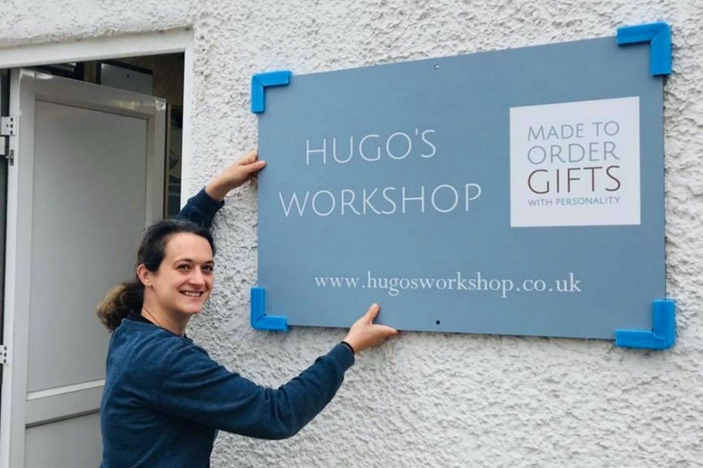Rebecca Hugo's Workshop