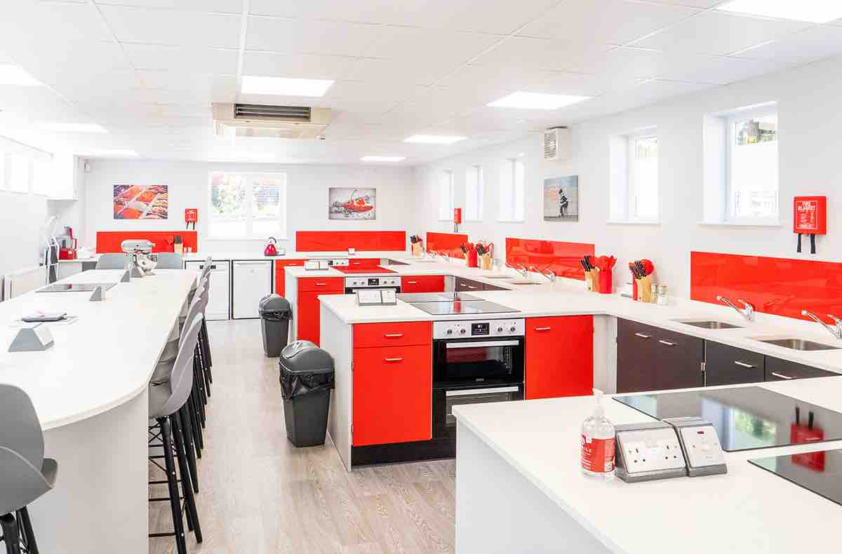 St George's Ascot Cookery Room