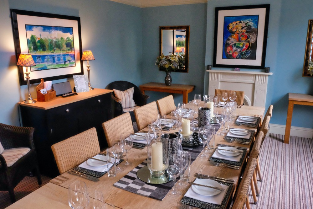Gilbeys Eton Private Dining