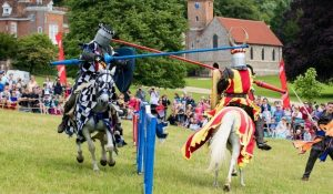 Stonor-jousting