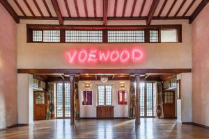 Voewood large property rental and party venue