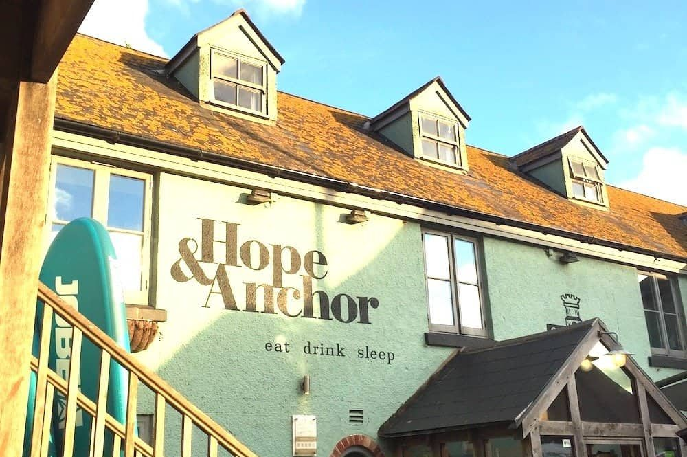 Hope and Anchor pub