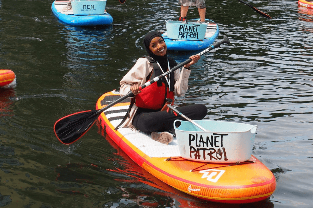 Go with the flo planet paddle