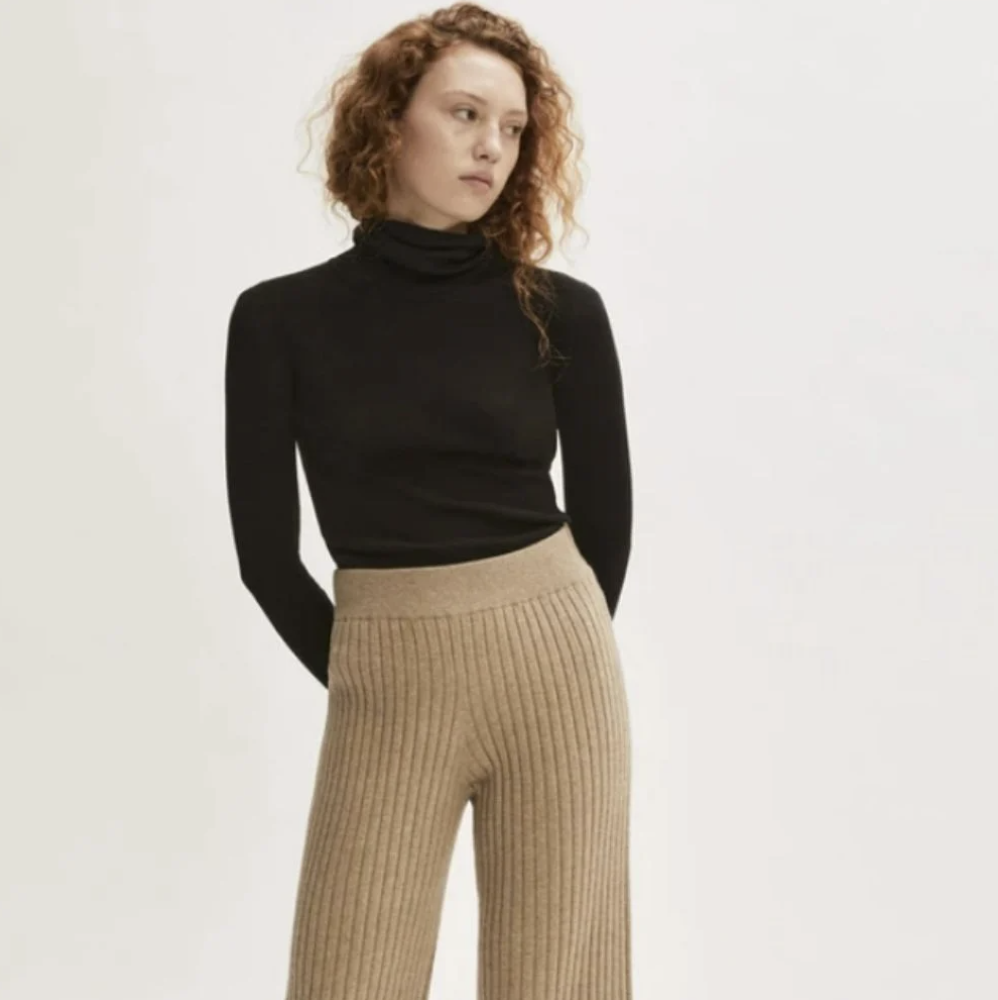 Jigsaw knitted jumper and trousers